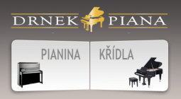 Virtuální prohlídku a fotografie Drnek Piana na Mapách Google, a Street View panoramatické fotky